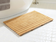 Bamboo Bath Duck Board