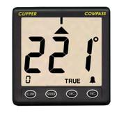 Clipper Compass System w/Remote Fluxgate Sensor