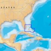 Navionics Platinum+ - North Bahamas - microSD/SD