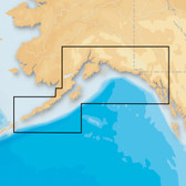 Navionics Platinum+ - South Alaska - microSD/SD