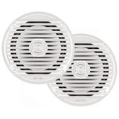 "JENSEN MS6007WR 6.5"" Coaxial Marine Speaker - (Pair) White"