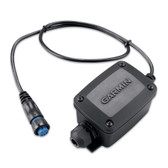 Garmin 8-Pin Female to Wire Block Adapter f/echoMAP 50s & 70s, GPSMAP 4xx, 5xx & 7xx, GSD 22 & 24
