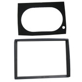 SI-TEX Control Head Surface Mount Bezel Kit f/SP-36