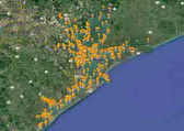 Fishing Hotspots for Mobile Apps - Hook-N-Line Gulf Coast Bay Area - Post Ike