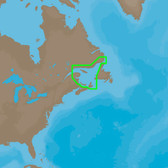 C-MAP  4D NA-D936 Gulf of St. Lawrence