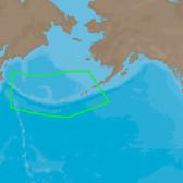 C-MAP  4D NA-D962 Unimak Pass to Attu Island