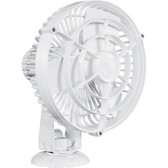 "Caframo Kona 817 12V 3-Speed 7"" Weatherproof Fan - White"