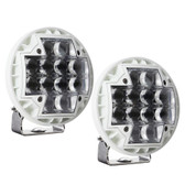 Rigid Industries MR2-46 - Hyperspot - Pair - White