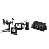 Garmin gWind Transducer Bundle w/GMI 20, GNX 20, GND 10, gWind & DST800