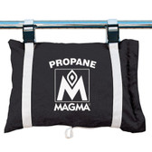 MagmaPropane \/Butane Canister Storage Locker\/Tote Bag - Jet Black