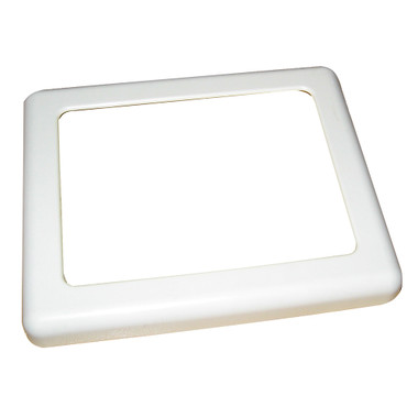 Quick White Trim Ring f\/Action Bicolor Light
