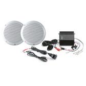 Poly-Planar MP3-Kit w/ME-50, MA-4055 - (Pair) White, IC3.5