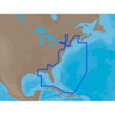 C-MAP MAX NA-M022 - U.S. East Coast & The Bahamas - SD Card