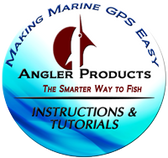 Video Course - ANGLER LIVE!  Pre-Recorded for Garmin 720/740