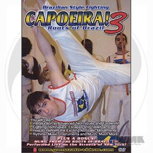 AWMA® DVD: Capoeira Roots of Brazil Vol. #3
