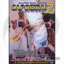 AWMA® DVD: Capoeira Roots of Brazil Vol. #2
