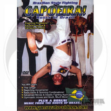 AWMA® DVD: Capoeira - Roots of Brazil