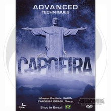 AWMA® DVD: Advanced Techniques Capoeira
