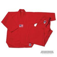 AWMA® ProForce® Lightning 7oz. TKD Uniform - Red