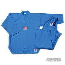 AWMA® ProForce® Lightning 7oz. TKD Uniform - Blue