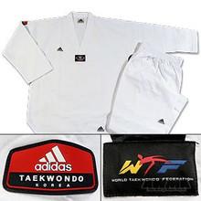 AWMA® adidas® 8oz. AdiCHAMP II TKD Uniform