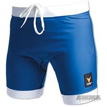 AWMA® ProForce® Thunder Combat Shorts - Blue/White