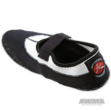 AWMA® Hy-Gens™ Shoes - Adult Black/White