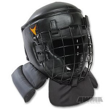 AWMA® ProForce® Thunder™ Padded Combat Head Guard with Face Cage