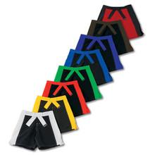 "Century® Belt Rank Shorts - Adult - Red/Black 36"" & 38"" - ON SALE!"