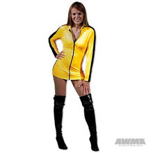 """AWMA® Bruce Lee Women's """"Game of Death"""" Costume"""