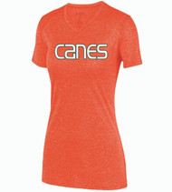 Hurricanes Baseball Ladies Kinergy Dri-Fit T-Shirt