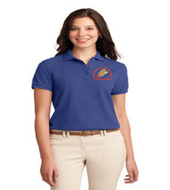 Hungerford ladies polo w/ embroidery