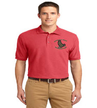 Eagle's Nest men's polo w/ embroidery