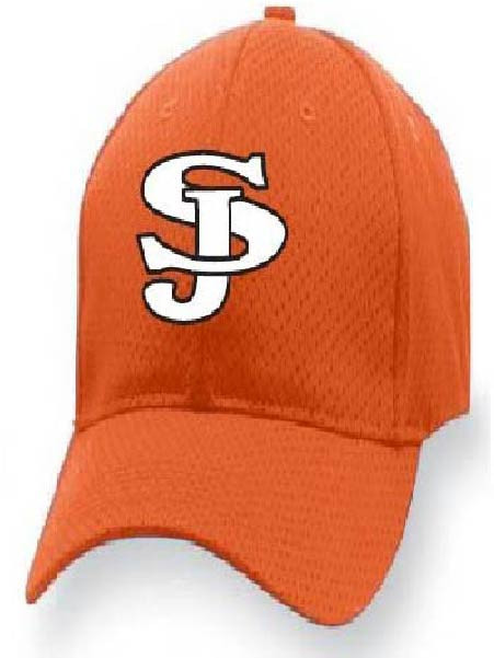 San Jose tigers solid color flex fit hat