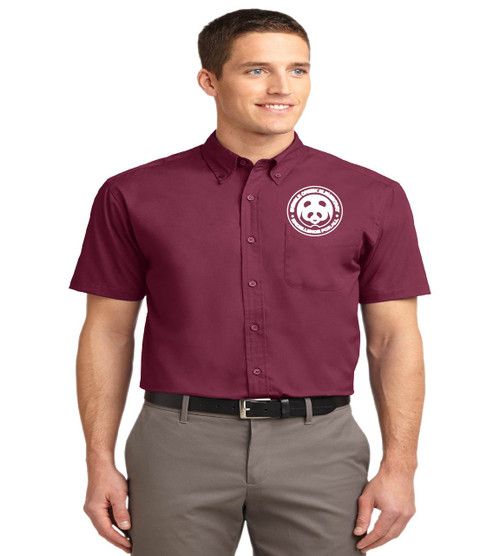 Shingle Creek Short Sleeve button-up