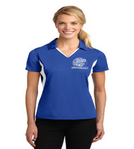 Orlo Vista ladies color block polo