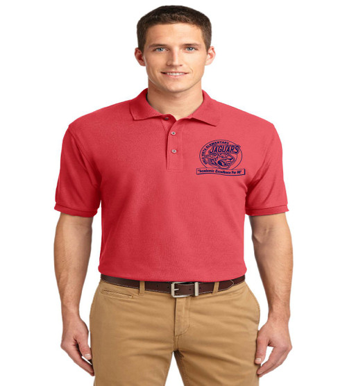 Orlo Vista men's basic polo