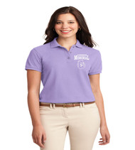 Memorial ladies basic polo