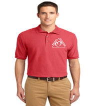 Oakshire men's basic polo