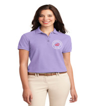 Sadler ladies basic polo