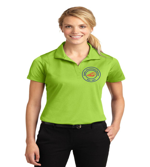 Sadler ladies dri fit polo