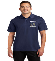Oceanway men's dri fit polo