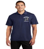 Oceanway men's dri fit polo