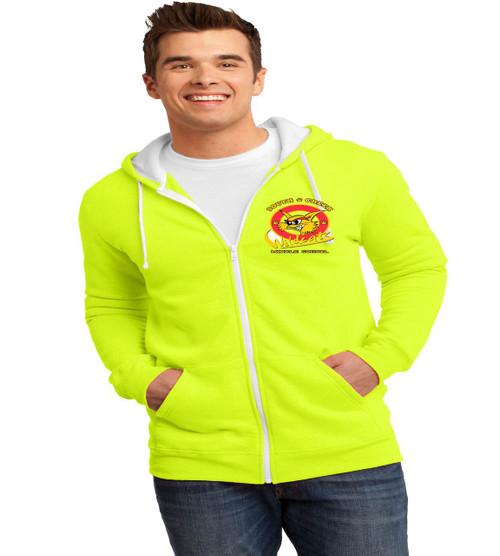 South Creek men's zip up hoodie