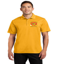 South creek mens dri fit polo