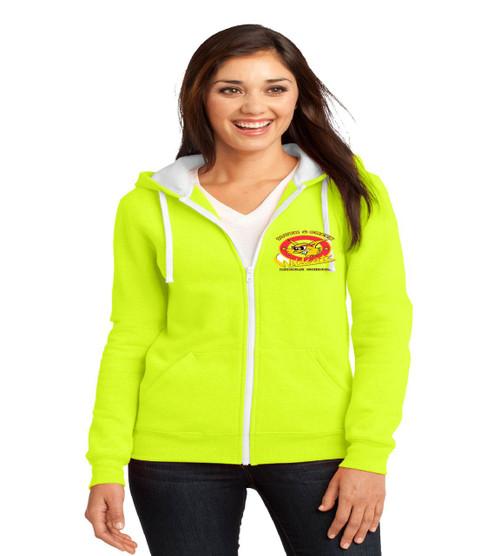 South Creek ladies zip up hoodie