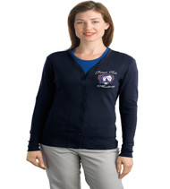 Patriot Oaks ladies cardigan
