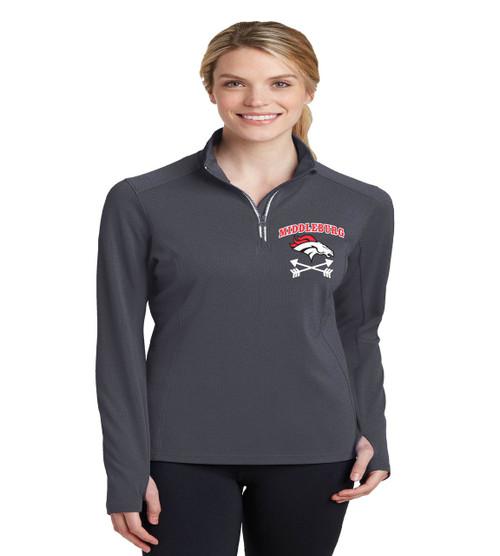 Middleburg XC ladies 1/4 zip jacket
