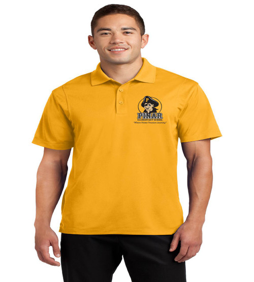 Pinar men's dri fit polo