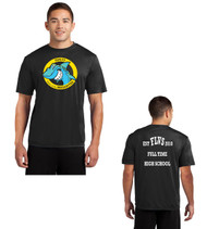 Fla Virtual school men's dri fit